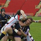 Gateshead Thunder 2007 - Dylan Nash by Paul Clayton