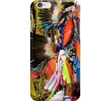 Pow-Wow iPhone Case/Skin