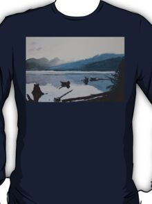 Oakridge Reservoir #3 T-Shirt