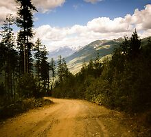 Canadian Lookout Road by Kat Smith
