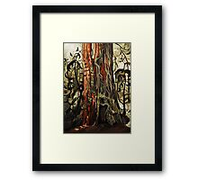 The Giants Garden Framed Print