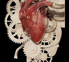 Heart and Clockwork by Luka Matijas