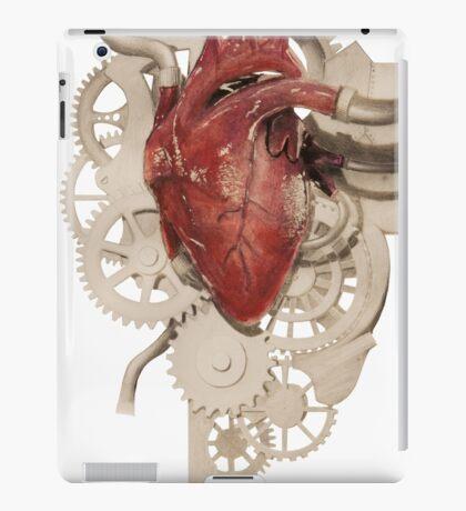 Heart and Clockwork iPad Case/Skin