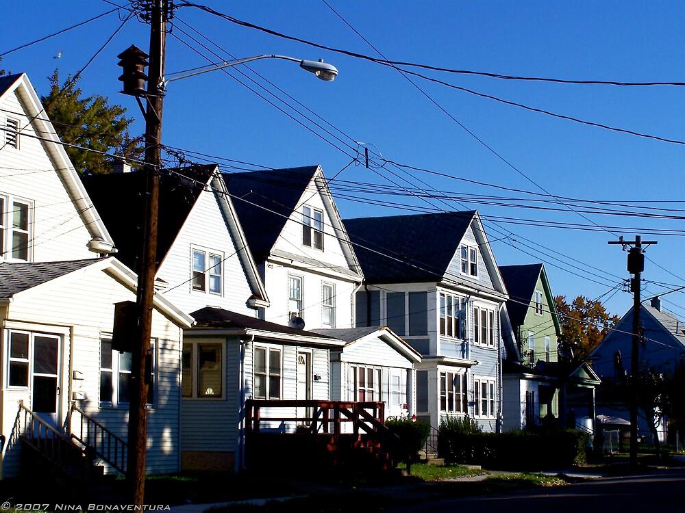 Ed Hopper's New England by NinaB