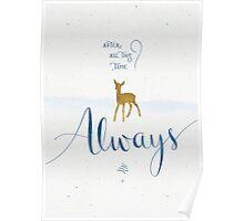 "Harry Potter ""Always"" Poster"
