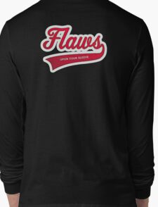 Flaws upon your sleeve Long Sleeve T-Shirt