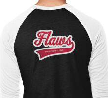 Flaws upon your sleeve Men's Baseball ¾ T-Shirt