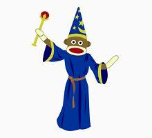 Sock Monkey Wizard Unisex T-Shirt