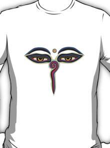 ~?~ Buddha eyes ~?~ T-Shirt