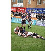 Gateshead Thunder 2007 - Jonny Scott Photographic Print