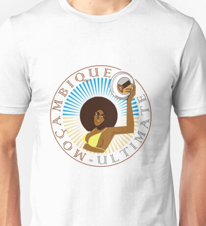 Moçambique Ultimate Diva Unisex T-Shirt