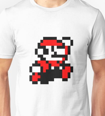 invader_mario Unisex T-Shirt