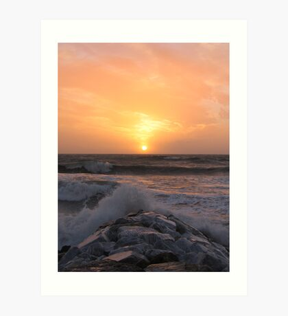 Mother Nature Showing Off! Art Print