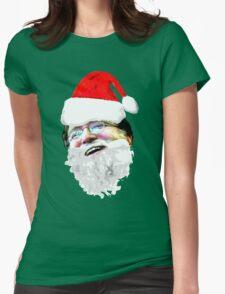 Merry Christmas GabeN  Womens Fitted T-Shirt