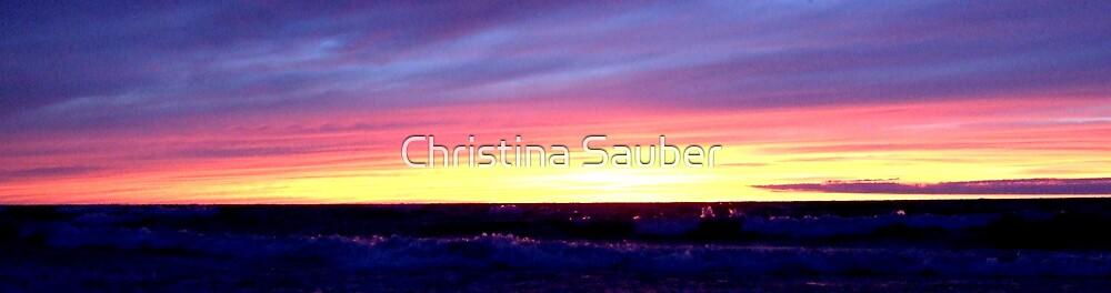 Grande Beach by Christina Sauber