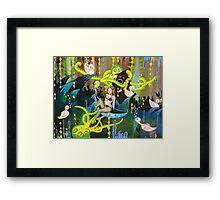 Vixen's Nightmare Framed Print