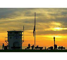 Main Beach Photographic Print