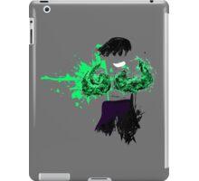 Green Death  iPad Case/Skin
