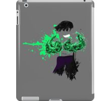 Green Death  iPad Case/Skin