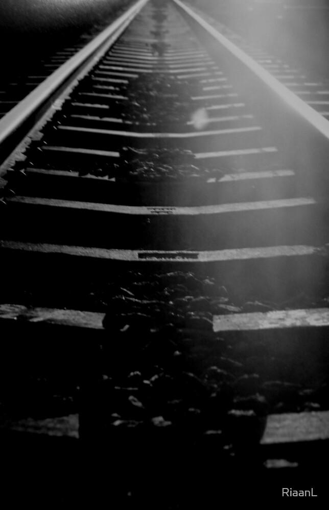 Mystic track by RiaanL