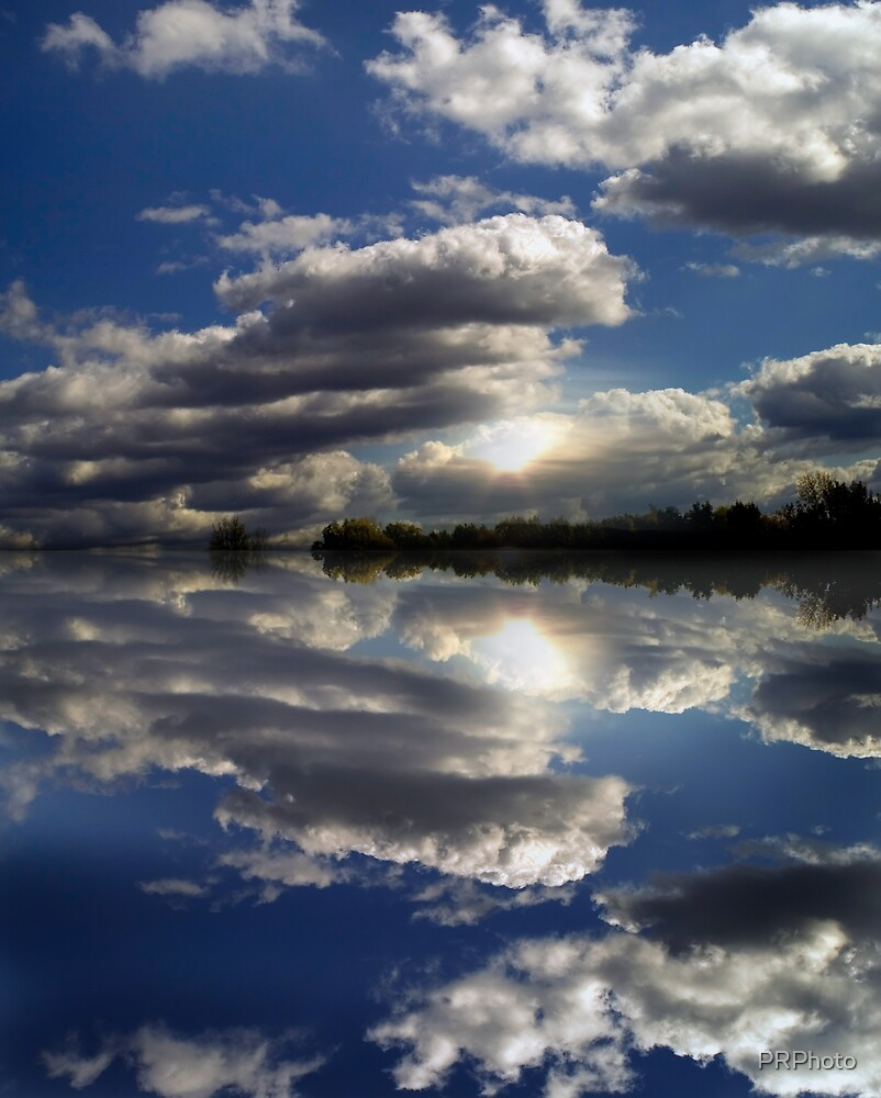 sky reflection  by PRPhoto