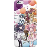 Puella Magi Madoka Magica - Only You iPhone Case/Skin