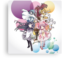 Puella Magi Madoka Magica - Only You Canvas Print