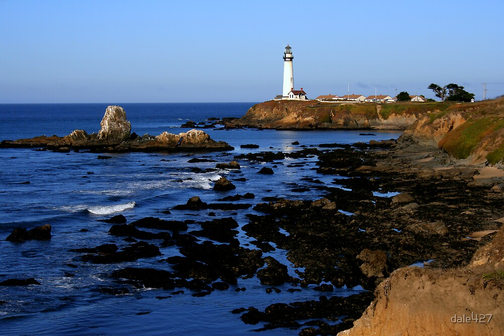 Pigeon Point Lighthouse by dale427