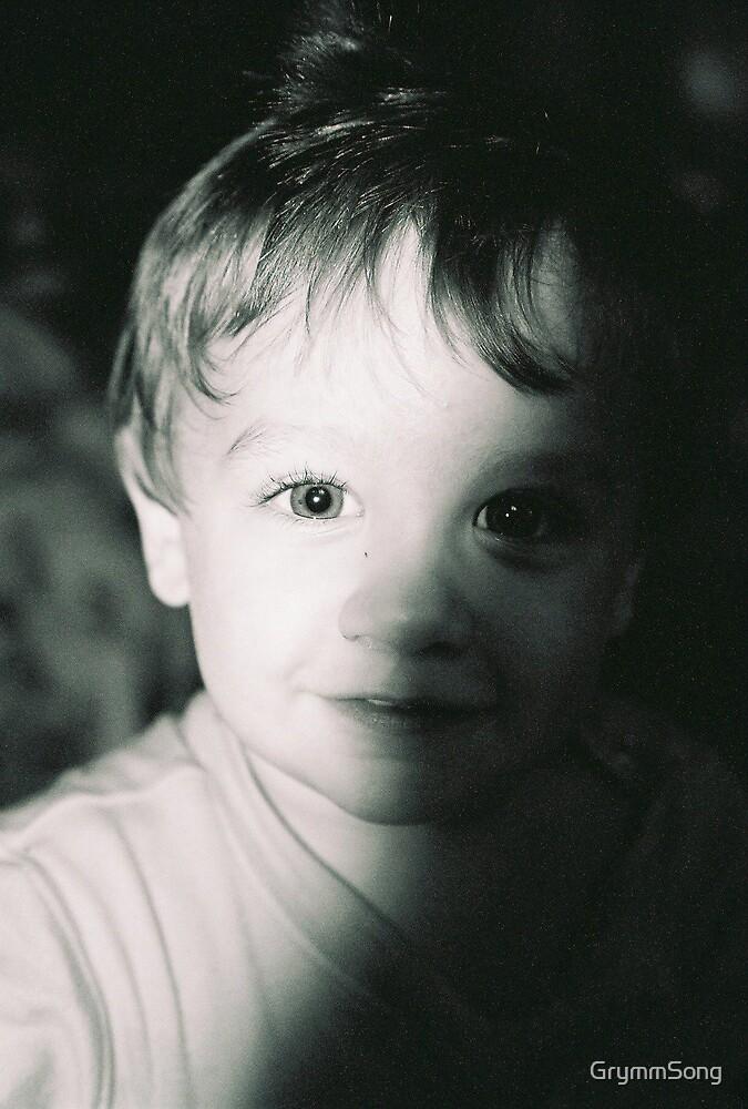 Original Pic of Aidan by GrymmSong
