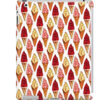 Soft Serve Pattern iPad Case/Skin