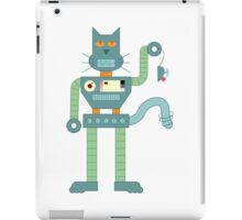 Robot Cat iPad Case/Skin