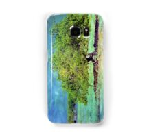 The Tropical Tree Samsung Galaxy Case/Skin