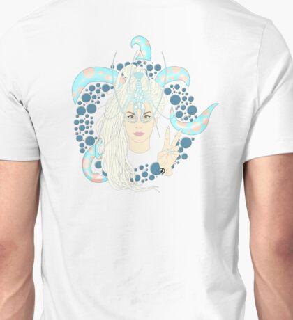 Octo Art Raver. Unisex T-Shirt