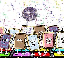 Poptart Party by tatiananori