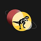 Space T-rex by Articles & Anecdotes