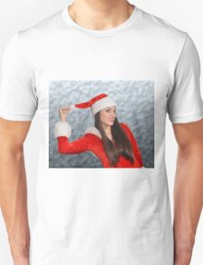 Christmas girl Unisex T-Shirt