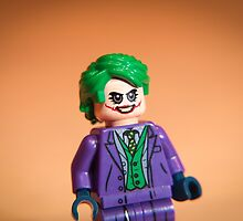 Joker Smile by garykaz