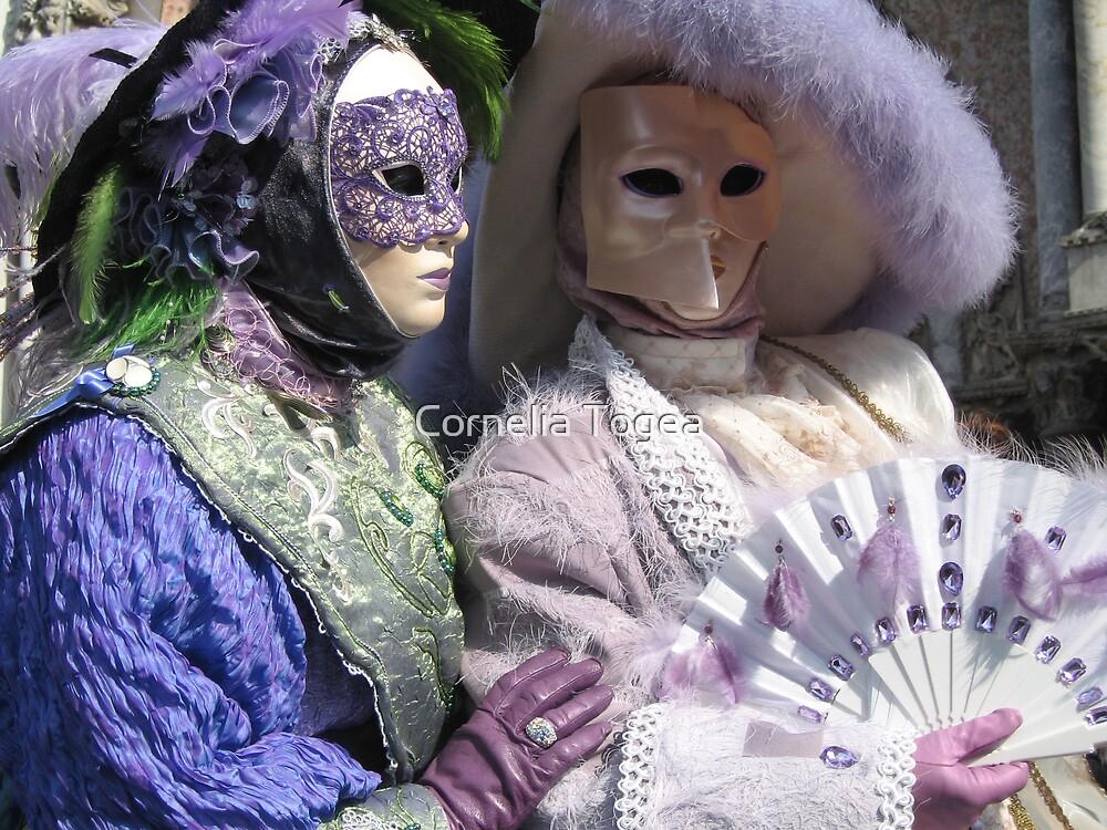 purple party by Cornelia Togea