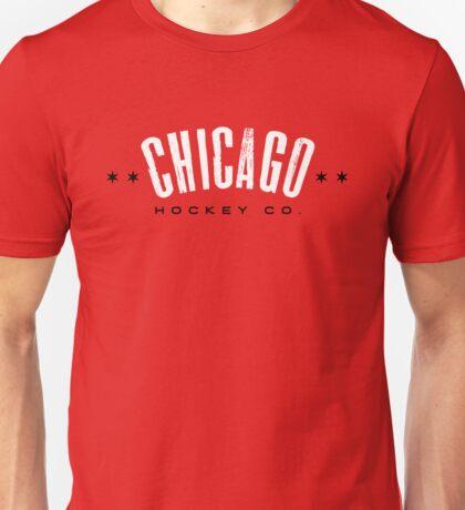Chicago Hockey Co. Unisex T-Shirt