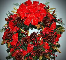 The Christmas Wreath by Cynthia48