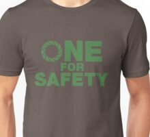 One For Safety Unisex T-Shirt