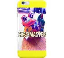 Sass Master iPhone Case/Skin