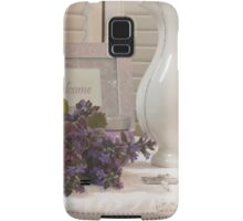 Welcome To The Cottage  Samsung Galaxy Case/Skin