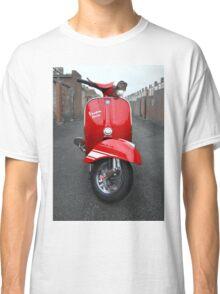 Red Vespa Rally 200 Classic T-Shirt