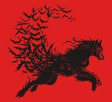Vampire Wolf by iRoNDesign
