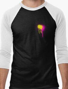 spray paint. Men's Baseball ¾ T-Shirt