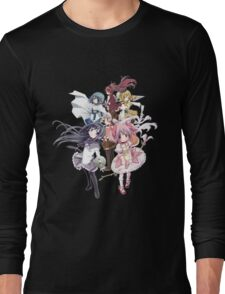 Puella Magi Madoka Magica - Only You Long Sleeve T-Shirt