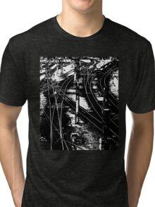 Railroad Style Tri-blend T-Shirt