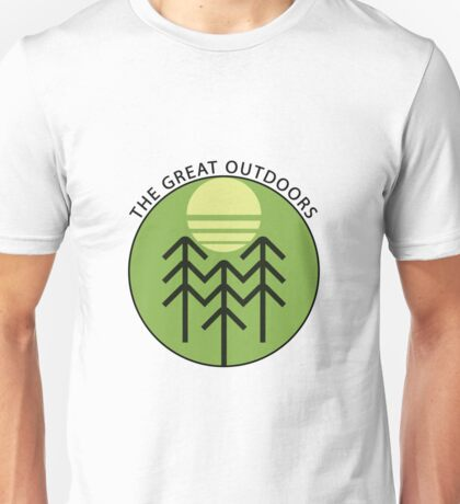 The Great Outdoors Unisex T-Shirt