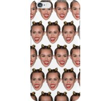 got miley? iPhone Case/Skin